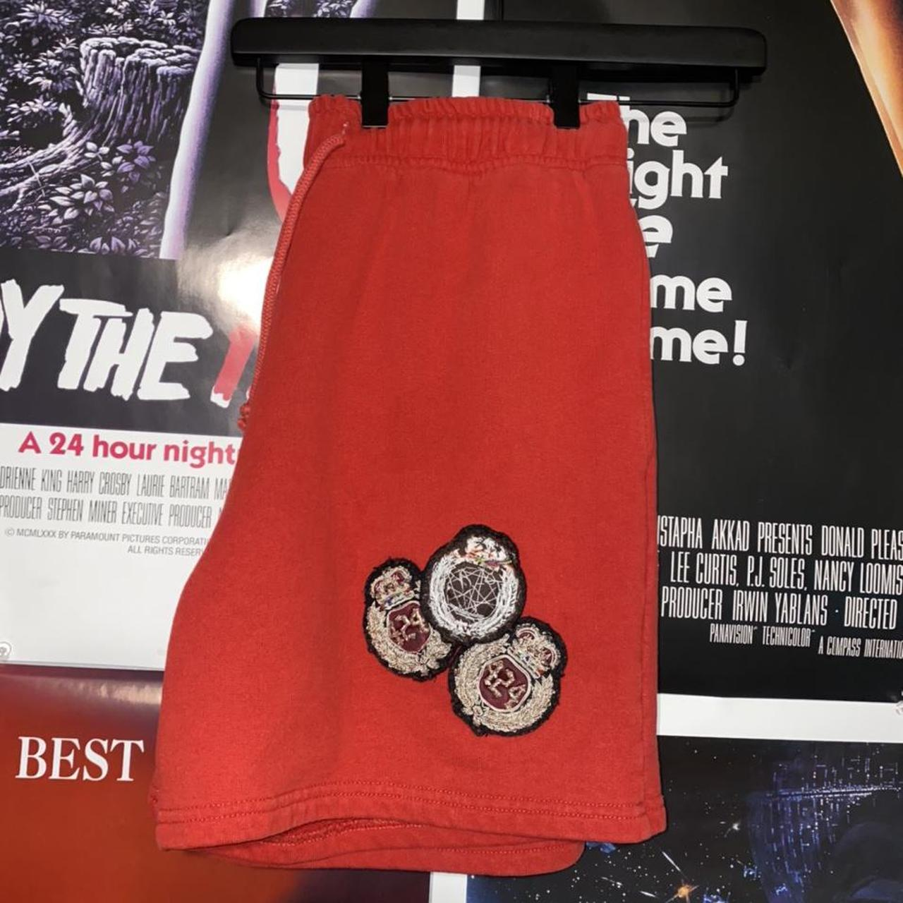 Product Image 1 - 🔴424 Academy Shorts in RED🔴 🔥fit