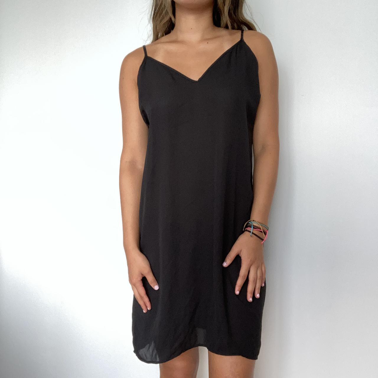 Product Image 1 - ☆ black midi slip dress