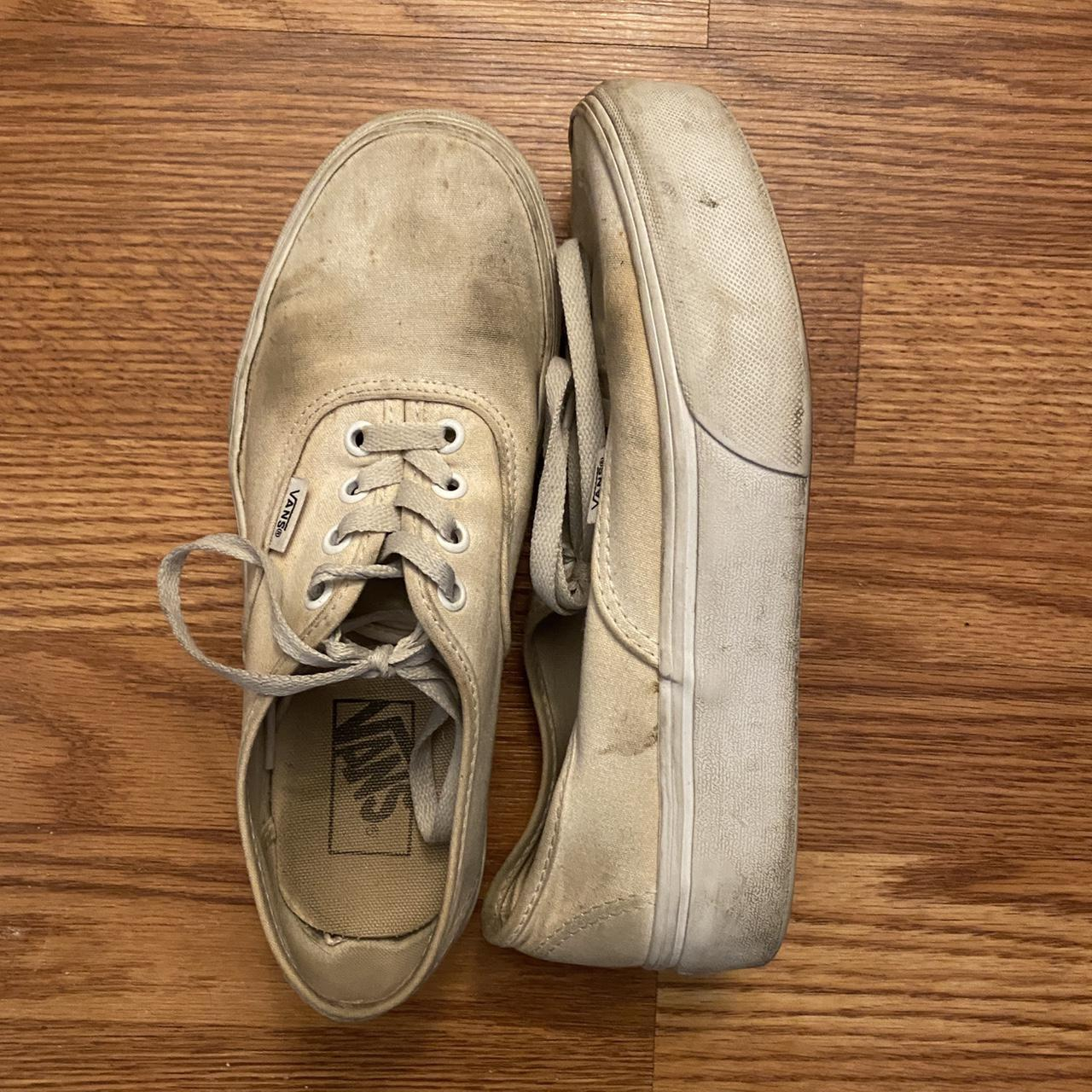 Product Image 1 - platform white vans they look worse