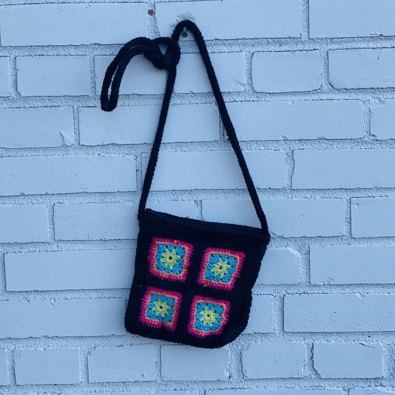 Product Image 1 - Y2k crochet cross body bag