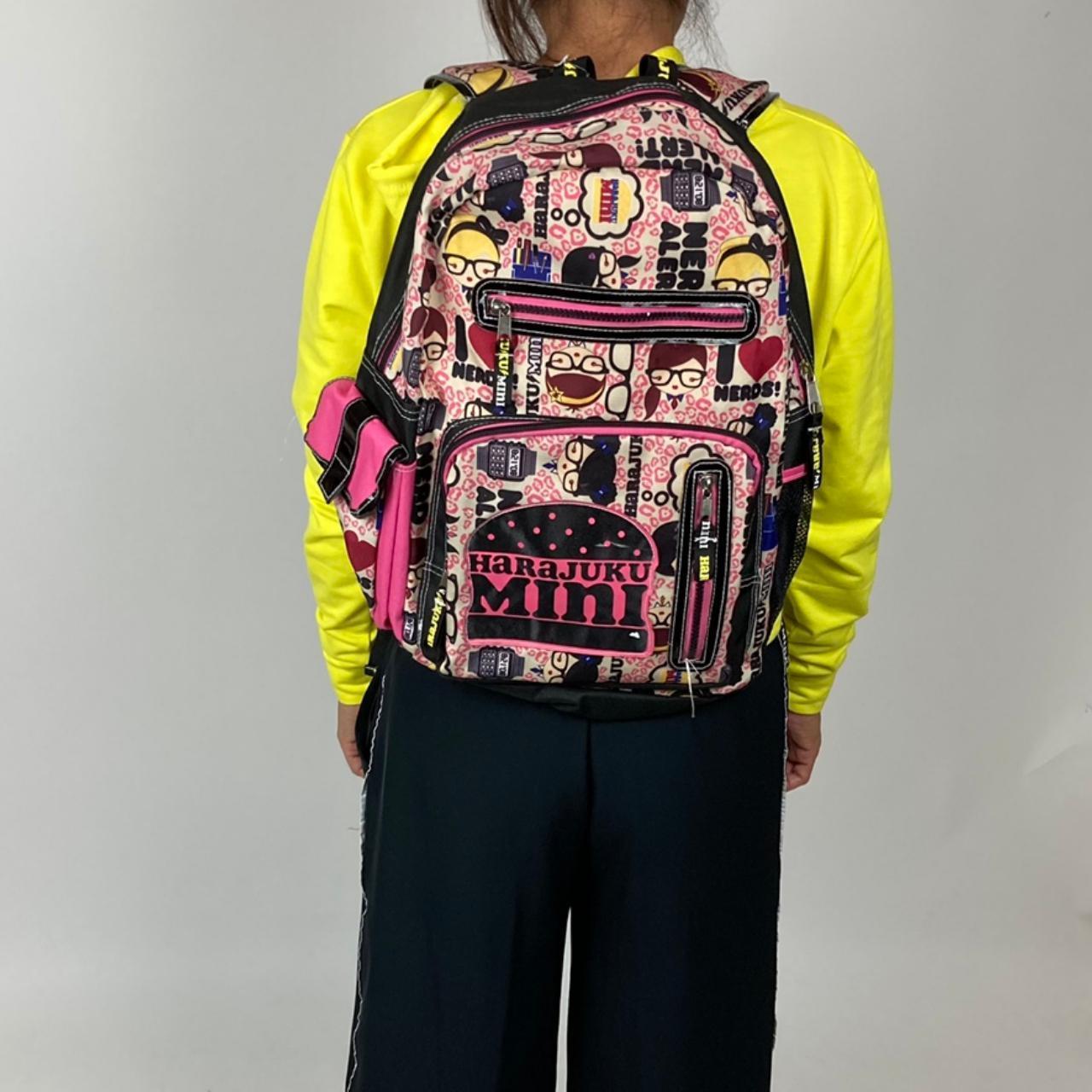 Product Image 1 - Harajuku Mini Backpack A little worn