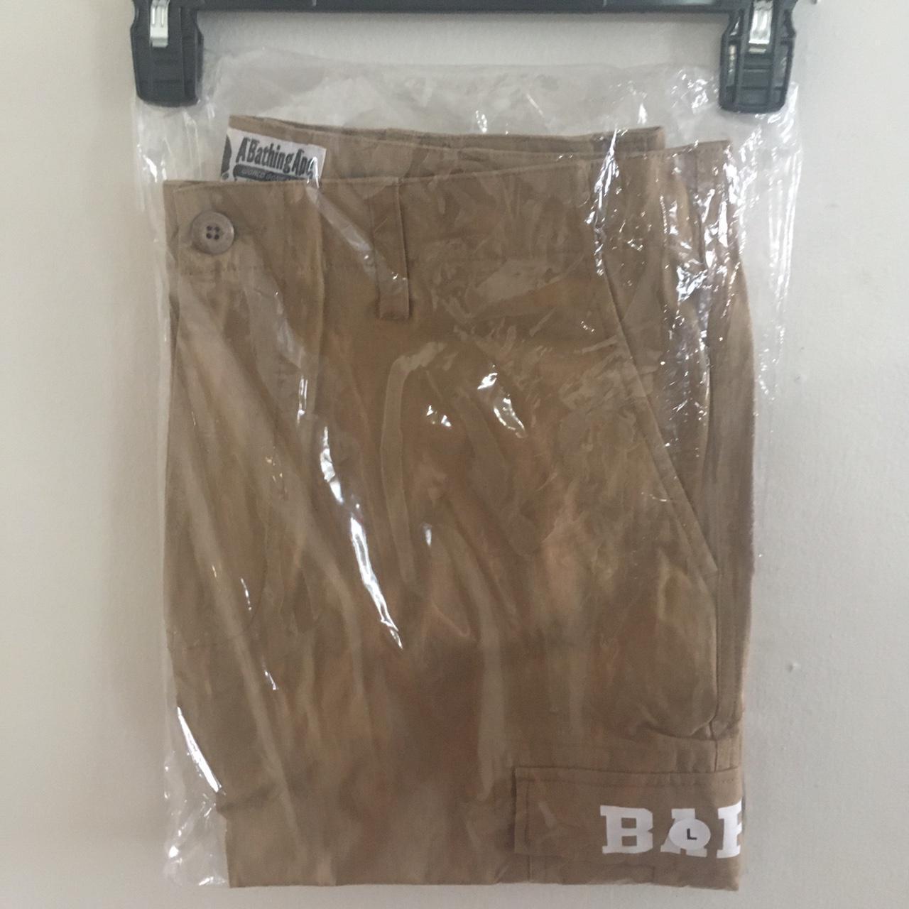 Product Image 1 - Bape Khaki Shorts Brand New