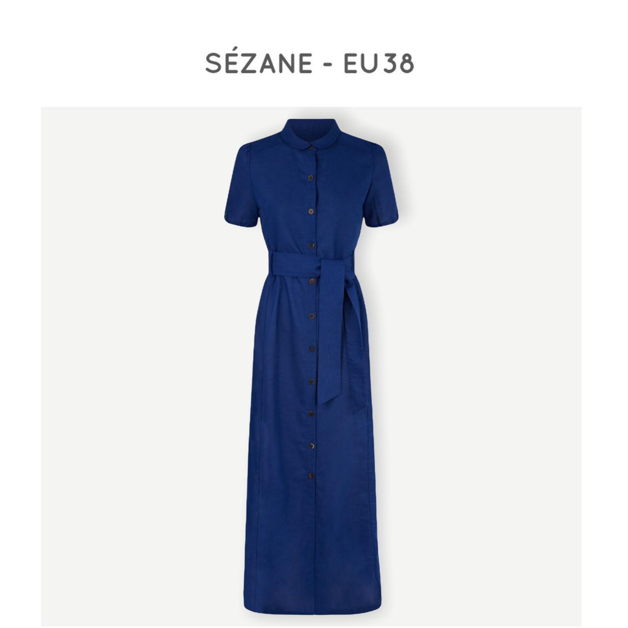 Product Image 1 - SÉZANE Clarisse Linen Cotton Maxi