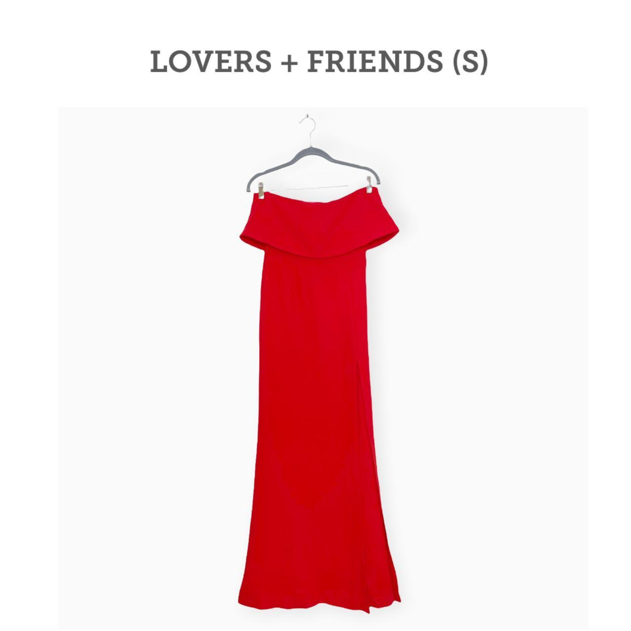 Product Image 1 - LOVERS + FRIENDS Anzen Strapless