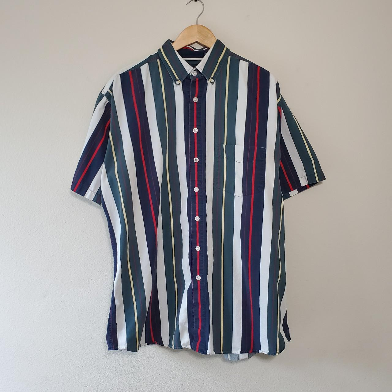 Product Image 1 - Vintage striped button up short