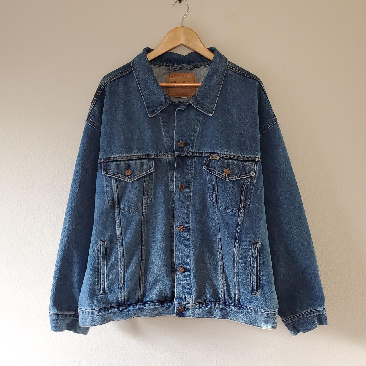 Product Image 1 - Levi Strauss Denim Jacket  ✓size