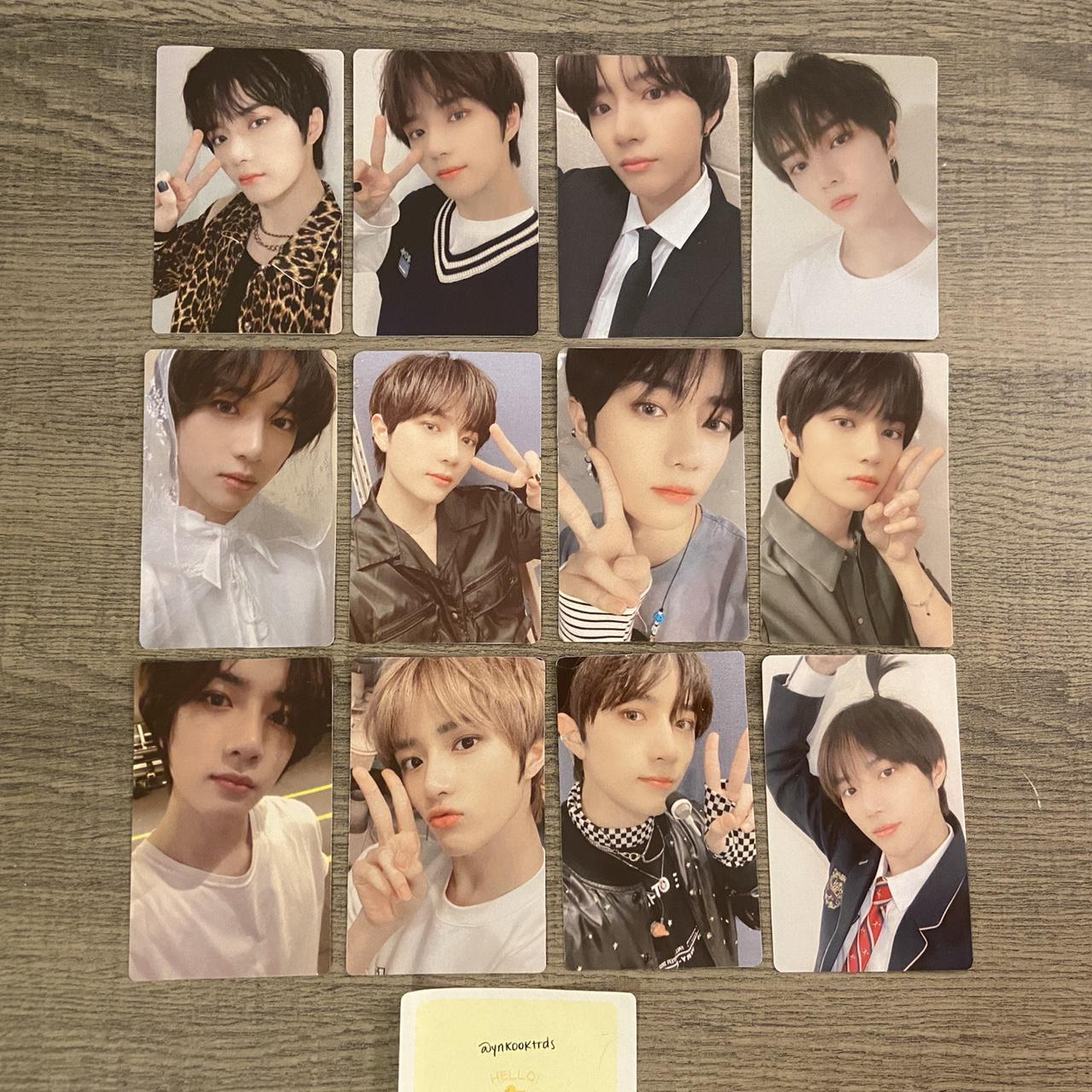 Product Image 1 - beomgyu fanmade photocards $2.58 shipped each