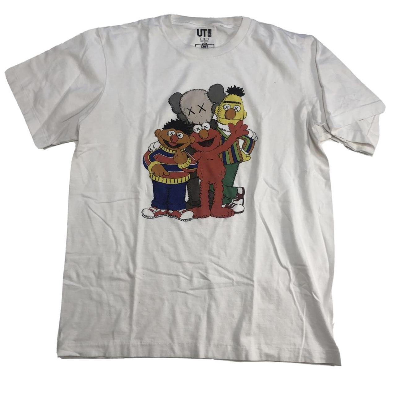 Product Image 1 - Kaws Sesame Street Uniqlo Shirt