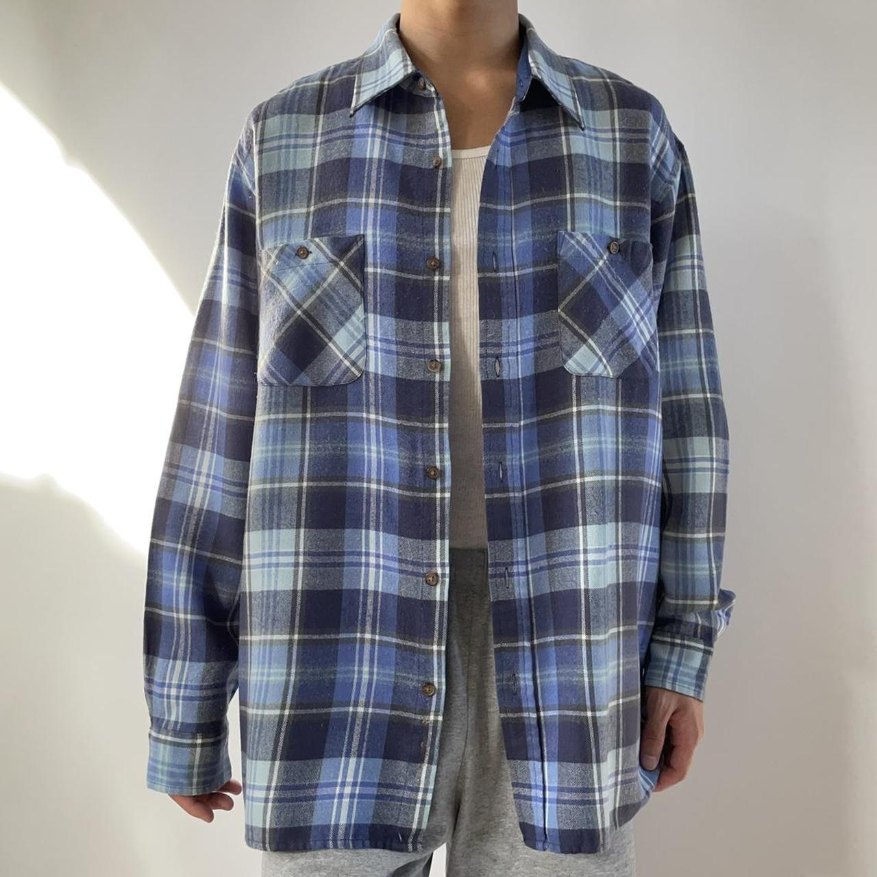 Product Image 1 - Vintage Oversized Flannel  🎸 90s oversized
