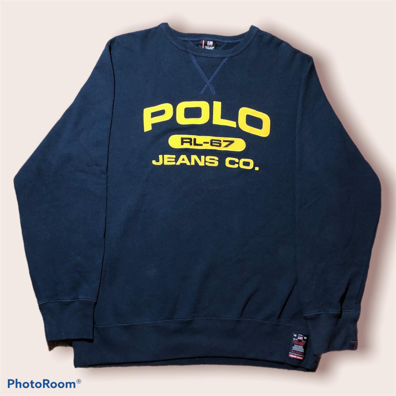 Product Image 1 - Vintage Polo Jeans Co Crewneck