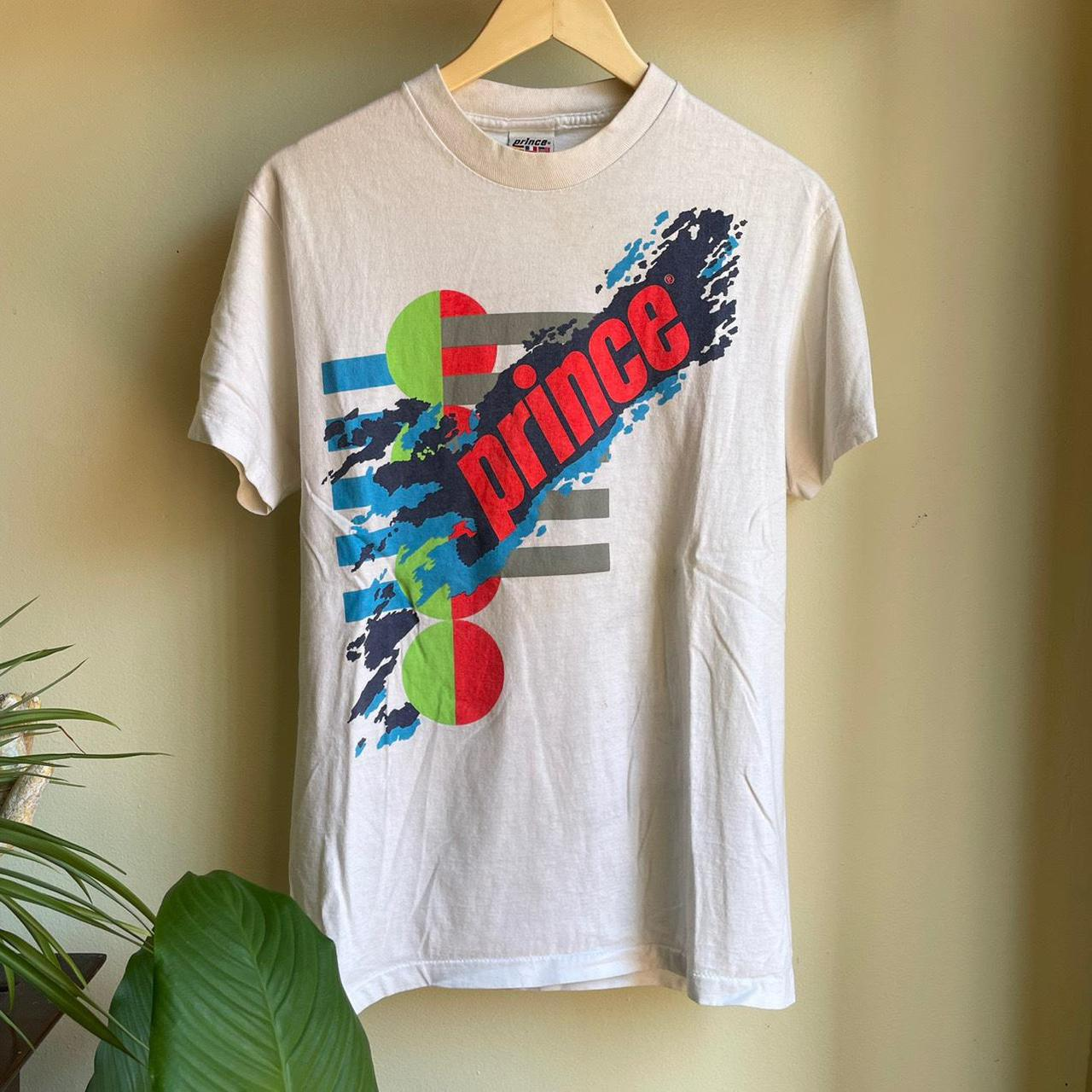 Product Image 1 - vintage prince sports tennis tee  Size: