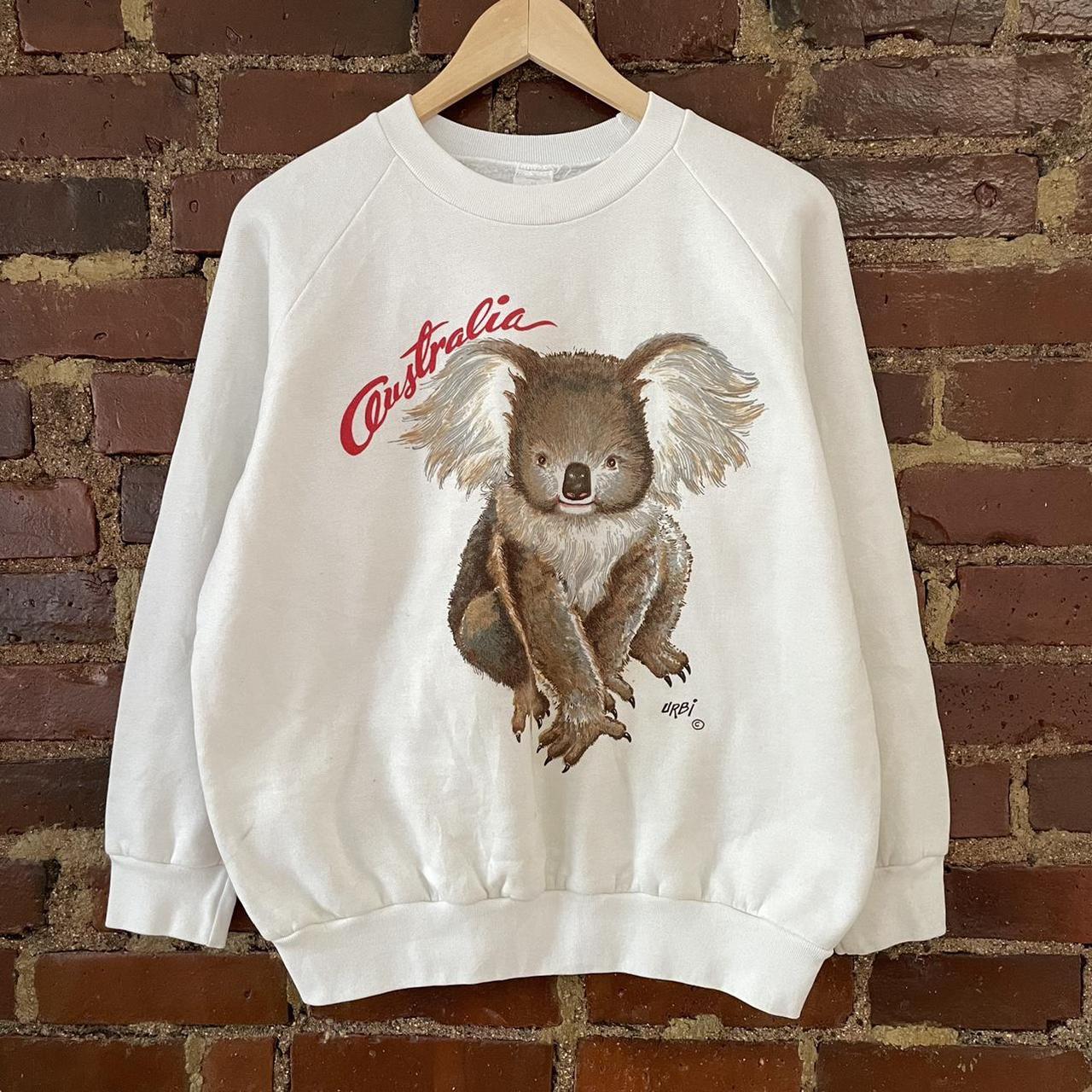 Product Image 1 - vintage australia sweatshirt  size mens small/medium