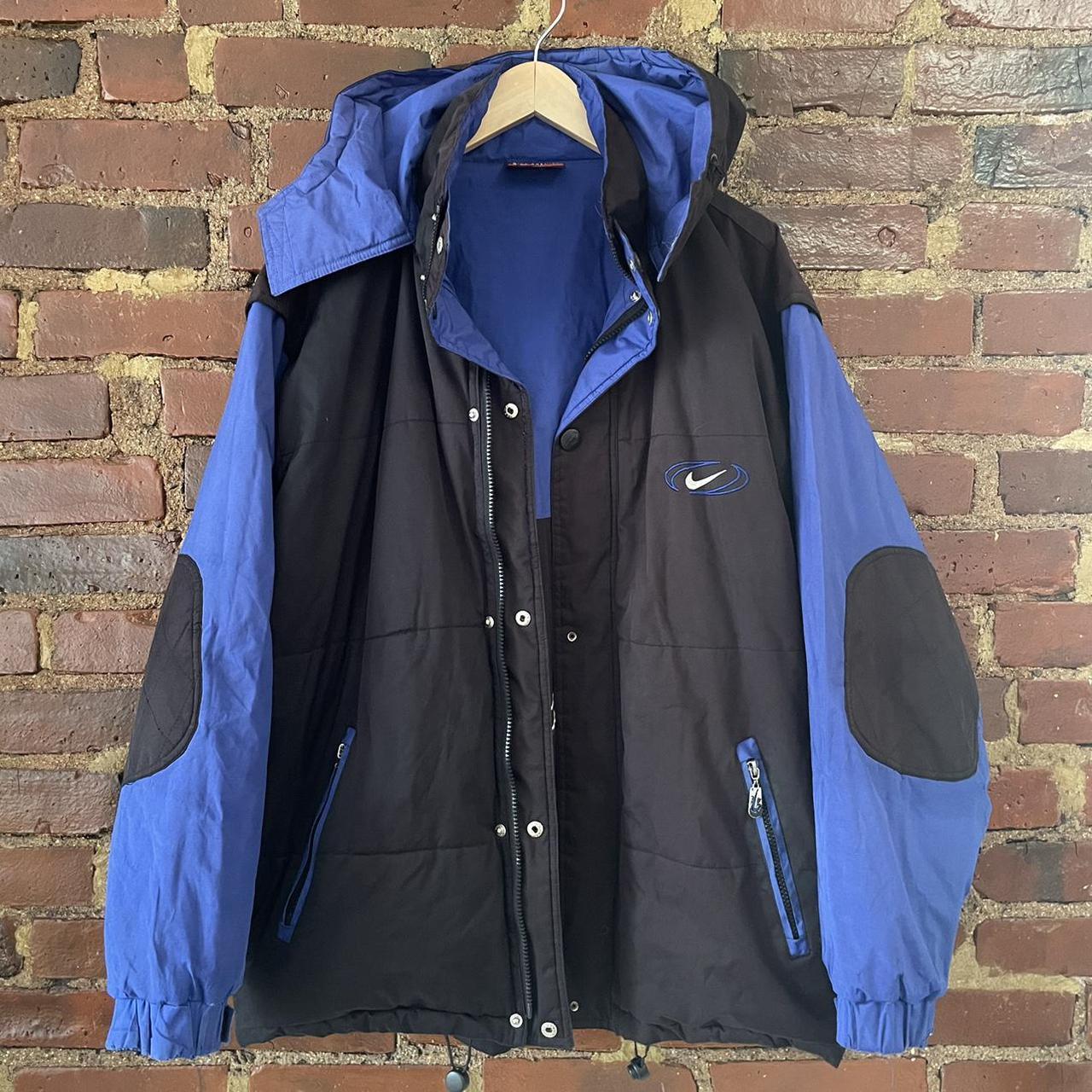 Product Image 1 - vintage nike reversible jacket  size mens