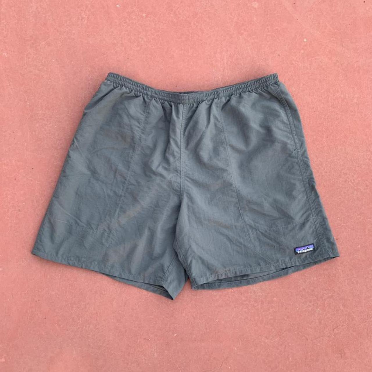 Product Image 1 - Patagonia Baggies Shorts Gray Color 100% nylon