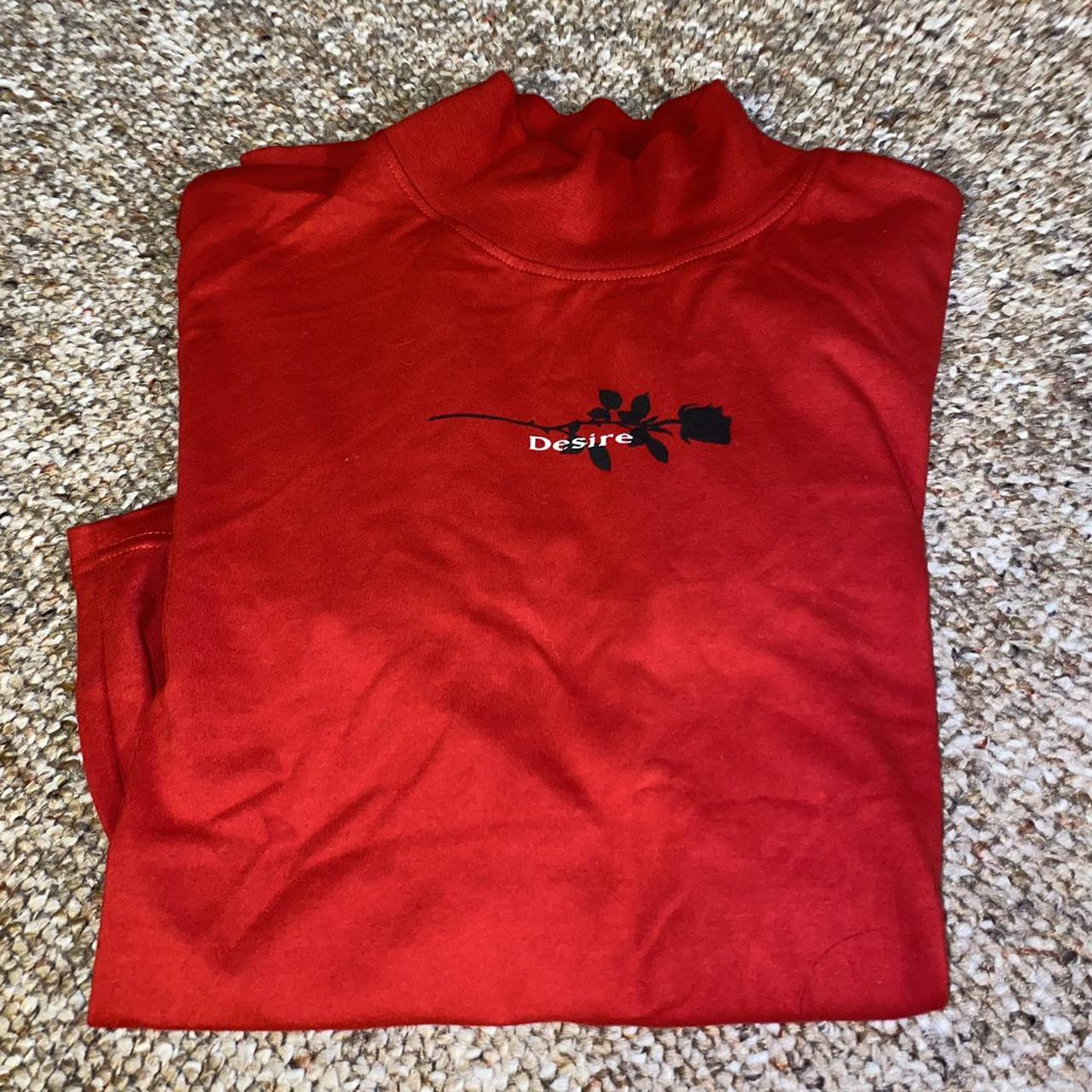 Product Image 1 - Wasted Paris red turtleneck long
