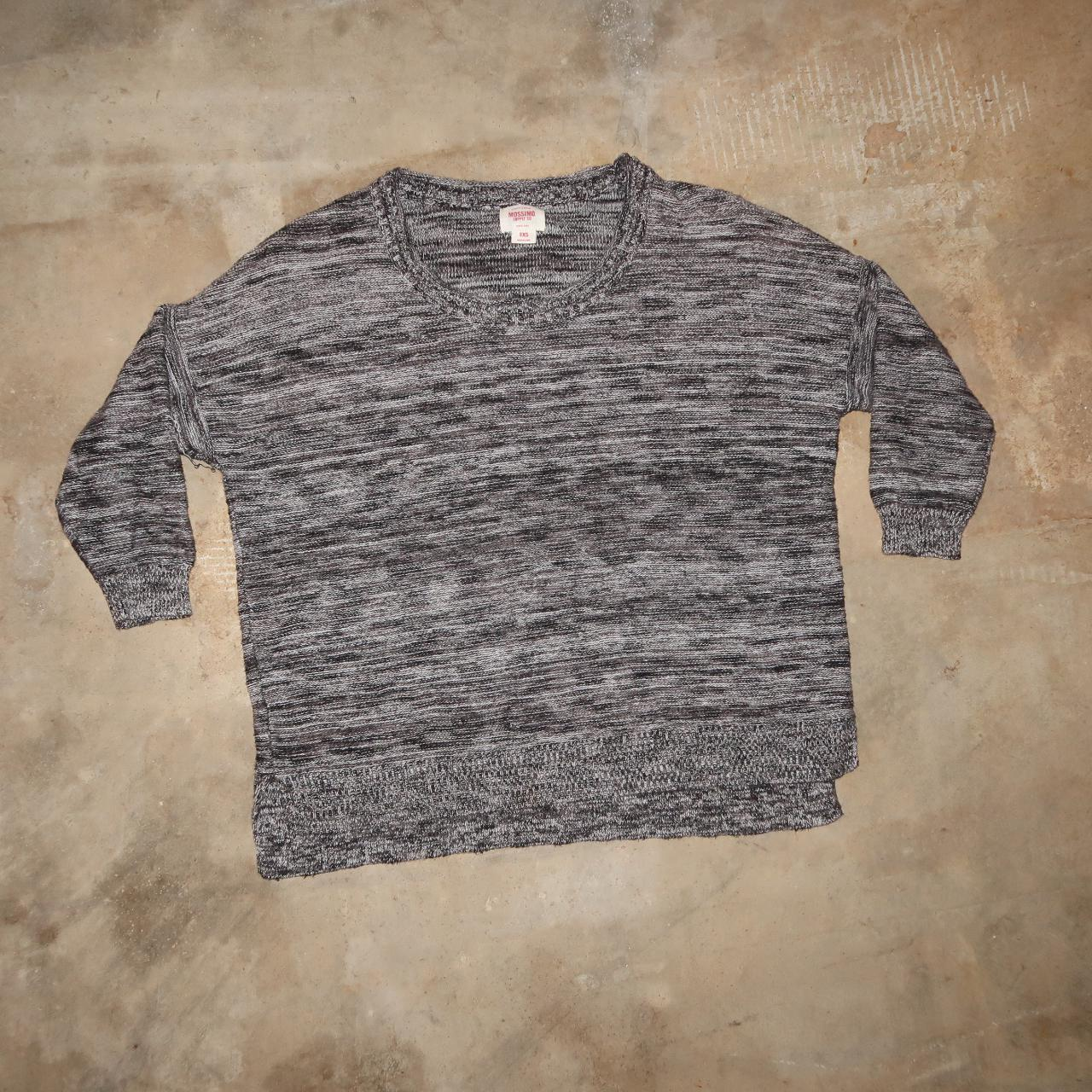 Product Image 1 - Mossimo Black Gray Knit Womens
