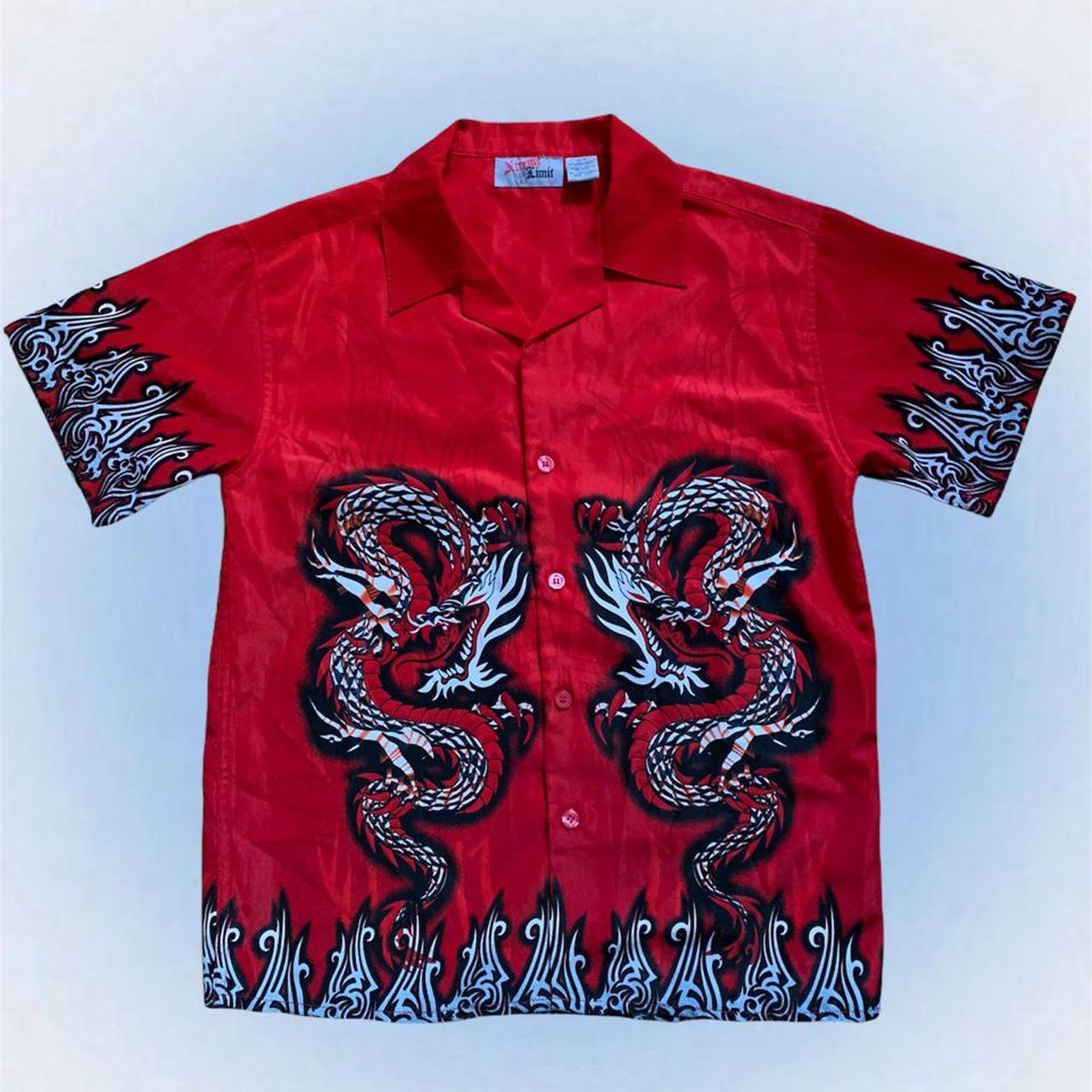 Product Image 1 - vintage 90s y2k top, tattoo