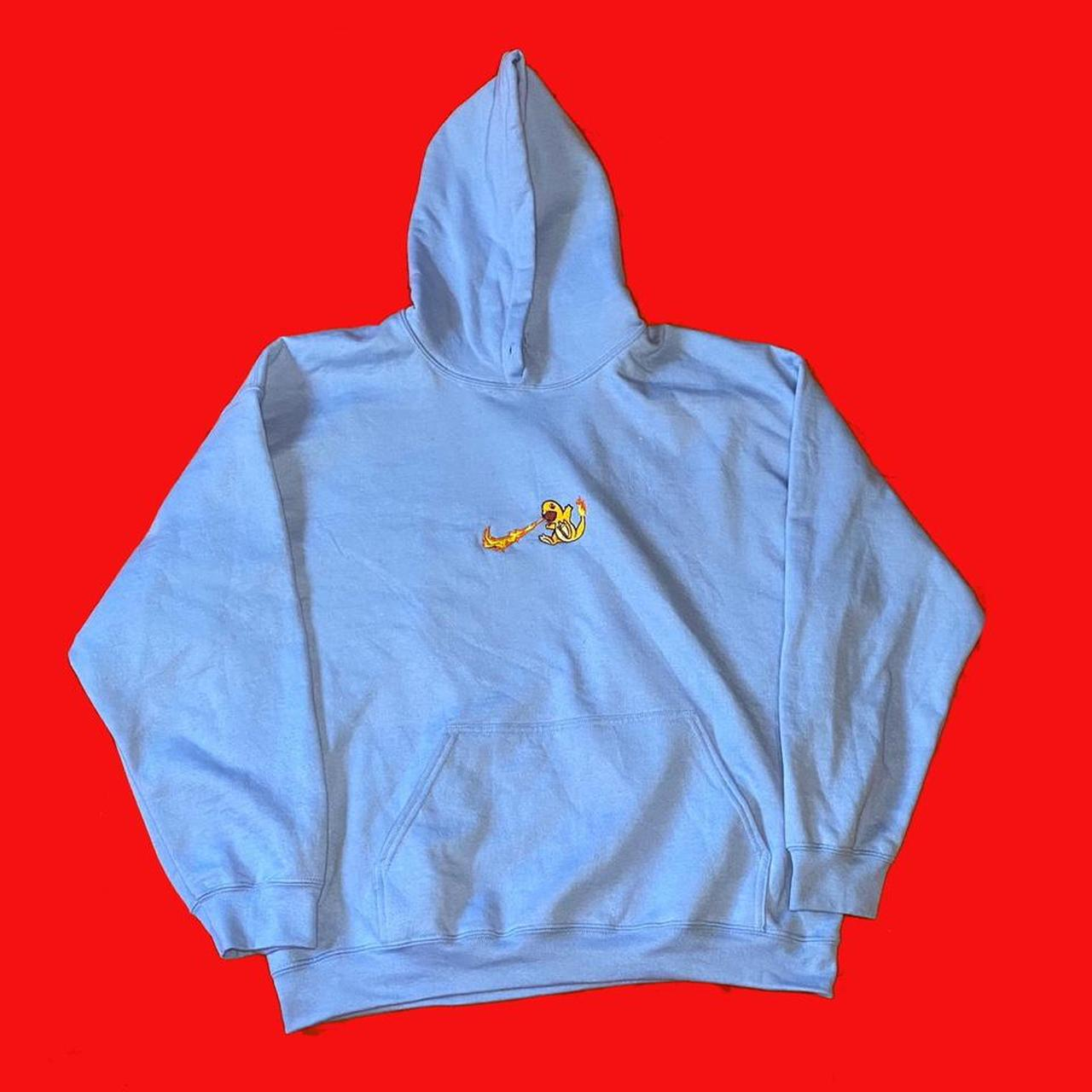 Product Image 1 - Charmander X Nike (Embroidery hoodie)