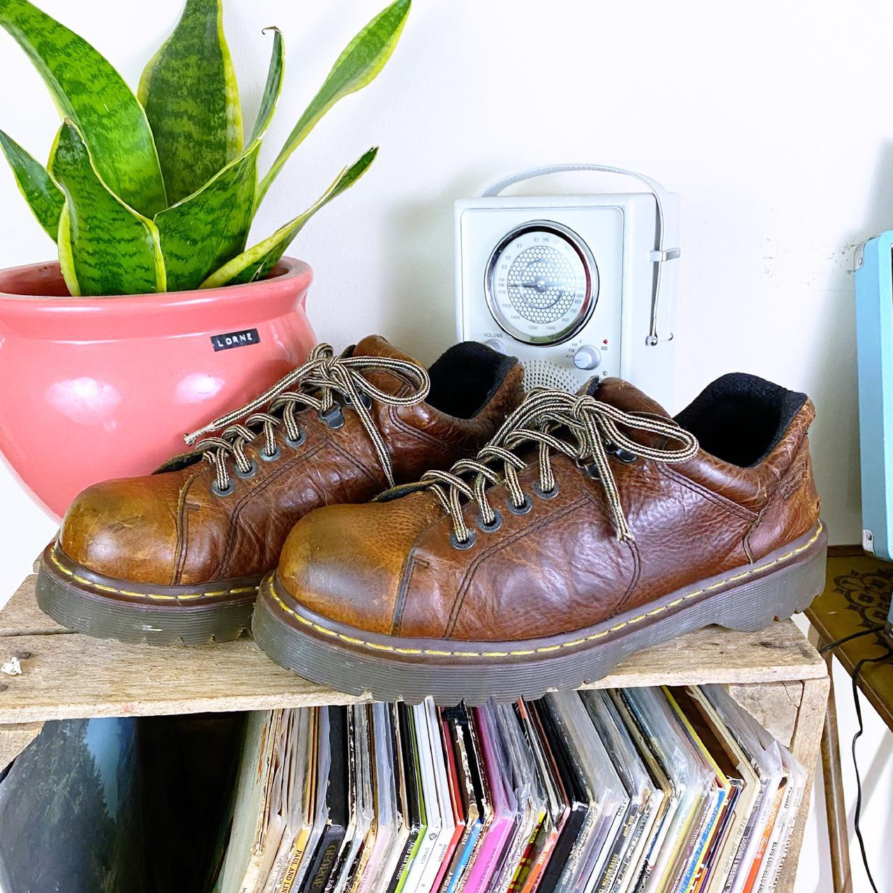 Product Image 1 - ✨ 90's Vintage Brown Leather