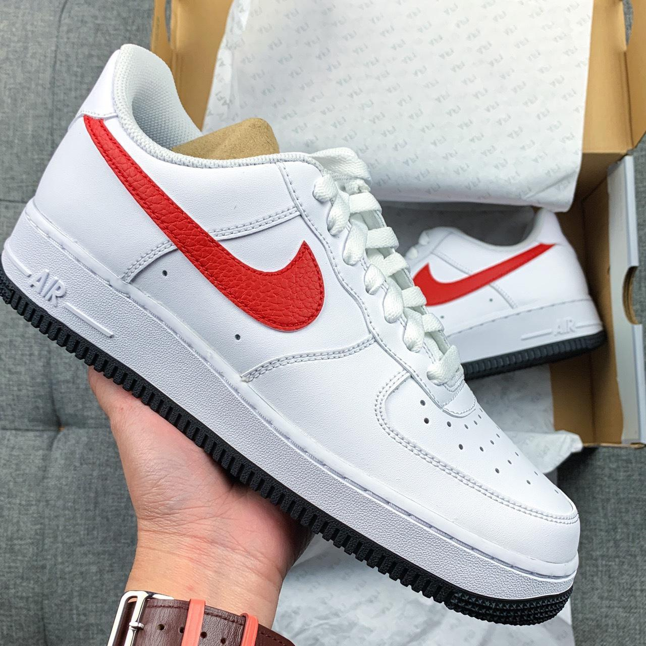 Product Image 1 - 🤍❤️💙 Nike Air Force 1