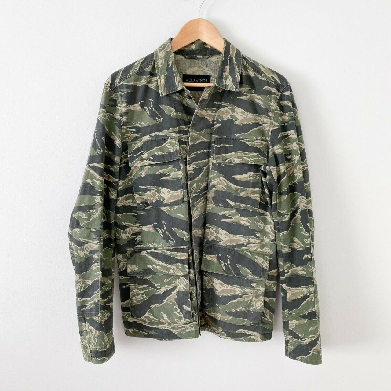 Product Image 1 - AllSaints Men's Rosko jacket Size extra