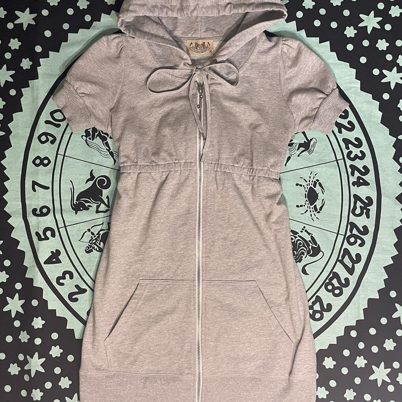 Product Image 1 - Juicy Couture Grey Dress  Hooded