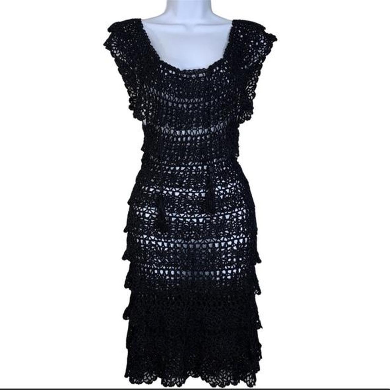Product Image 1 - Rat & Boa Crochet Dress