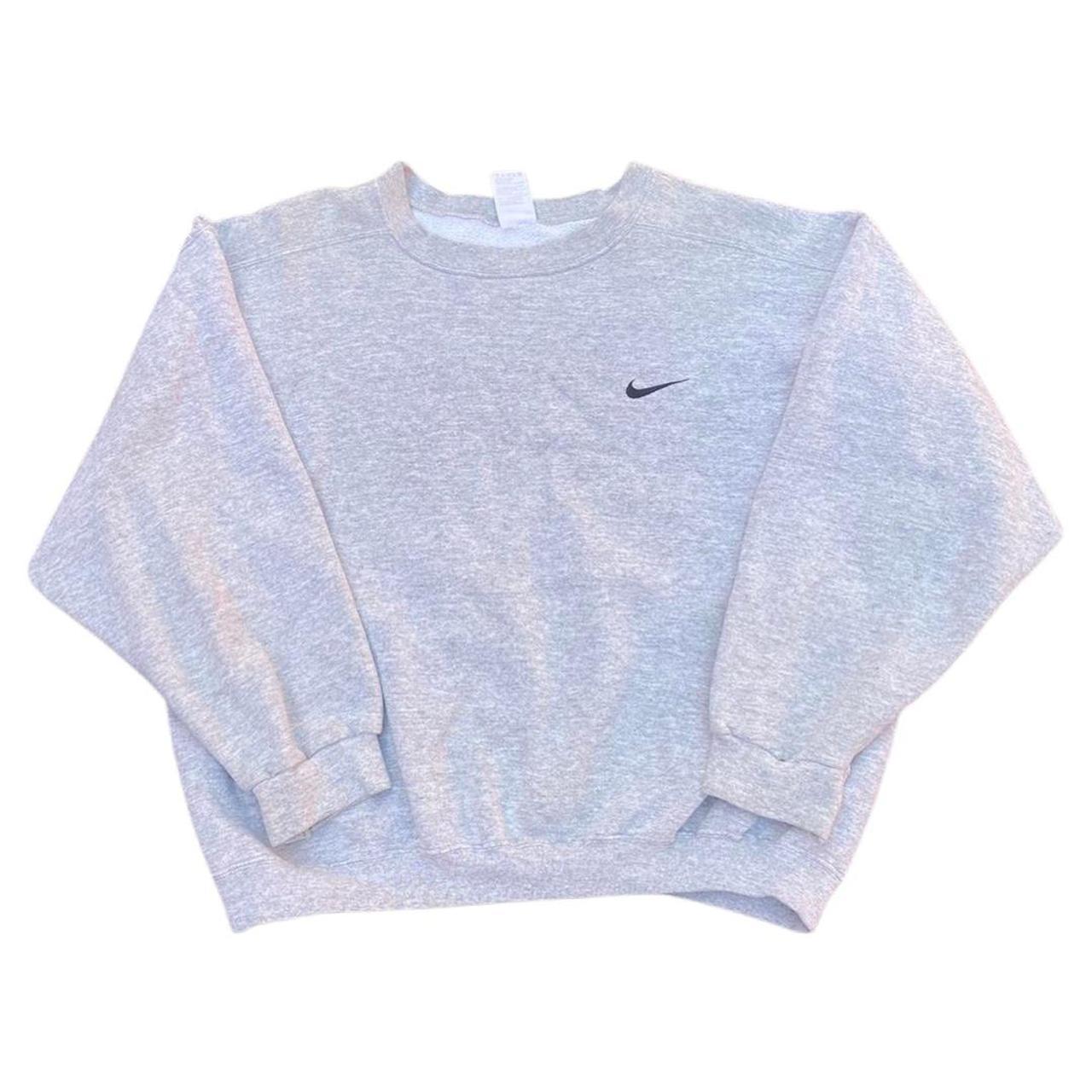 Product Image 1 - Vintage grey Nike sweater 25x24✔️  •