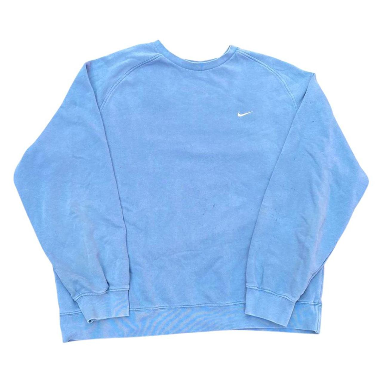 Product Image 1 - Vintage light blue Nike sweater