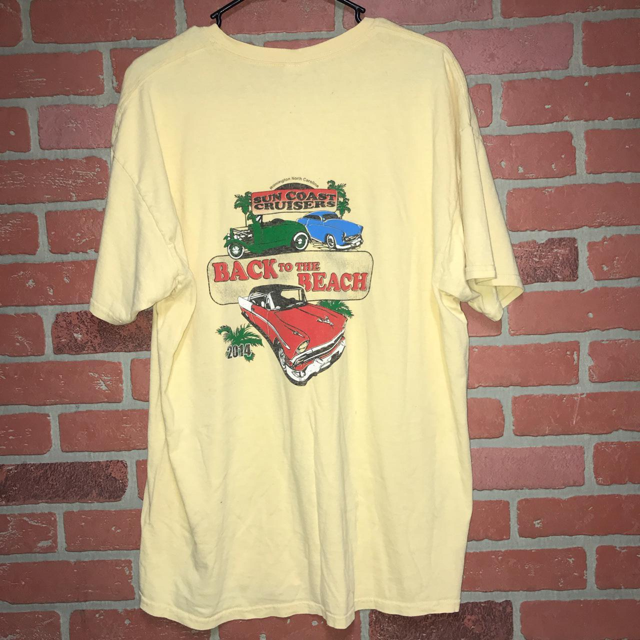 Product Image 1 - BACK TO THE BEACH TEE