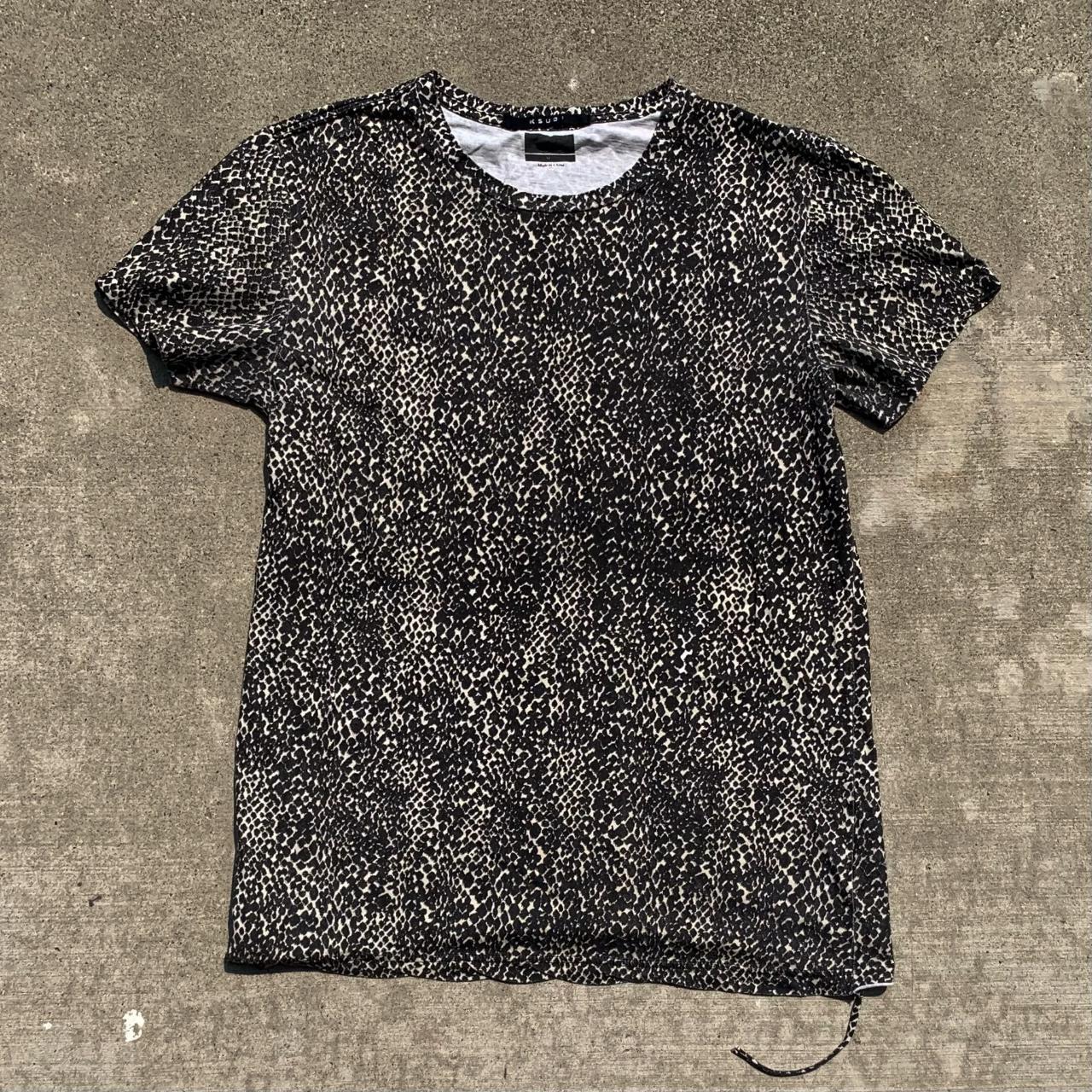 Product Image 1 - 〰️ Ksubi Leopard Print T-Shirt