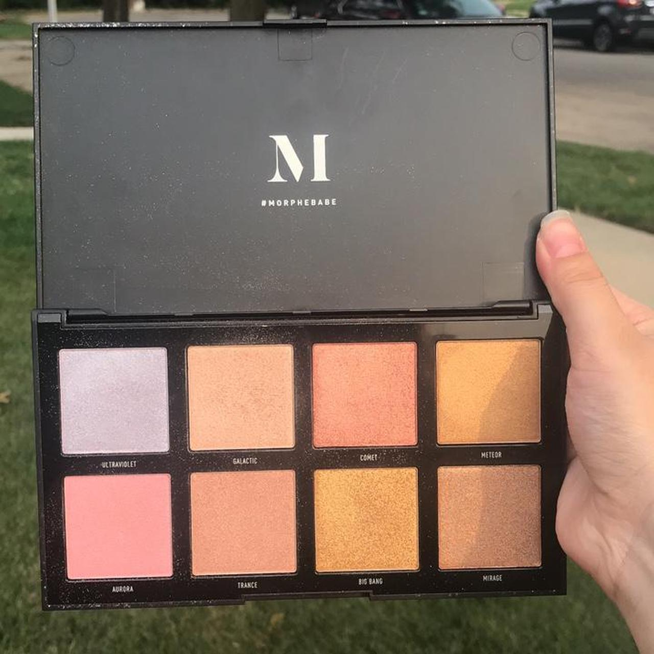 Product Image 1 - Morphe highlighter palette   MESSAGE ME