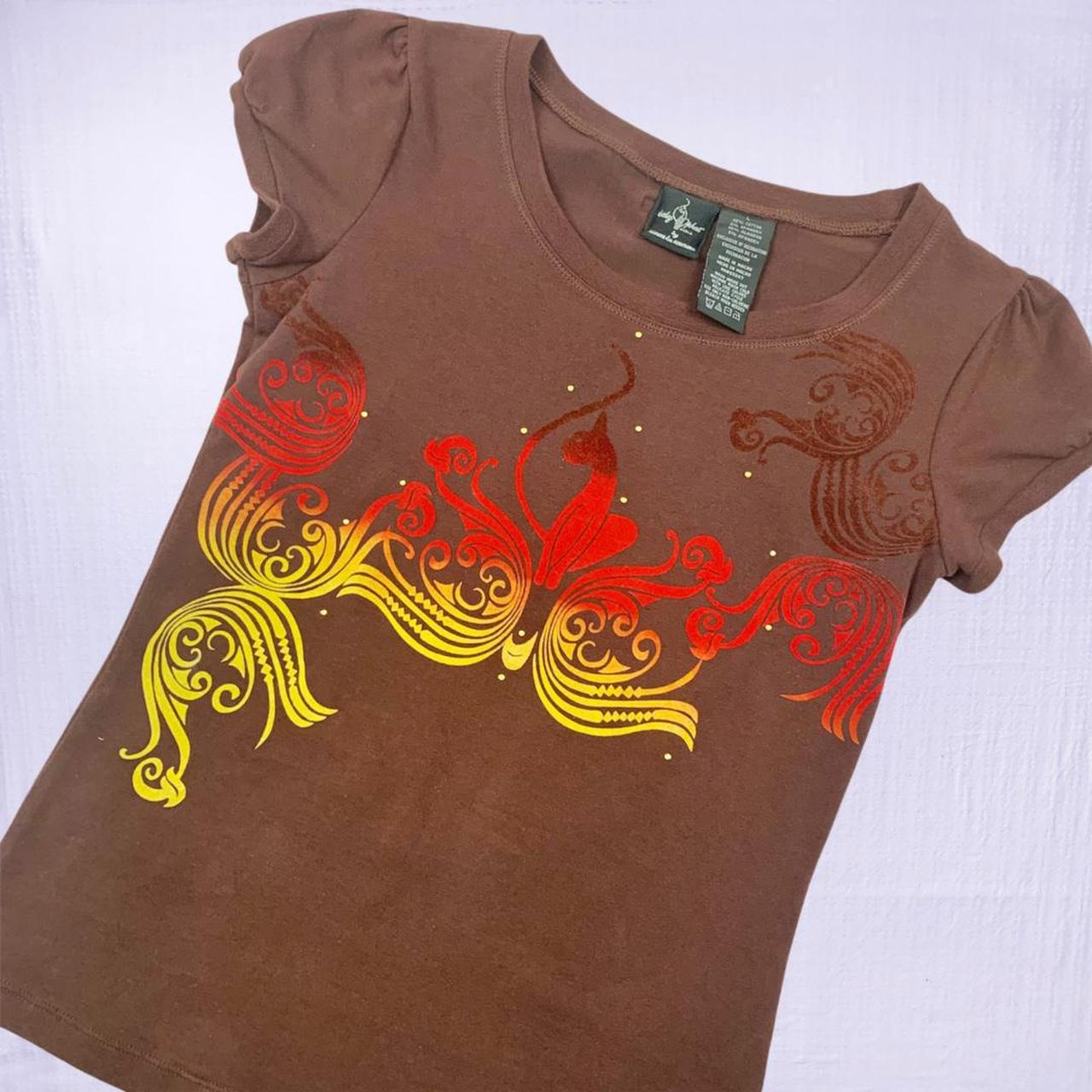Product Image 1 - Baby Phat Brown Baby Tee  This