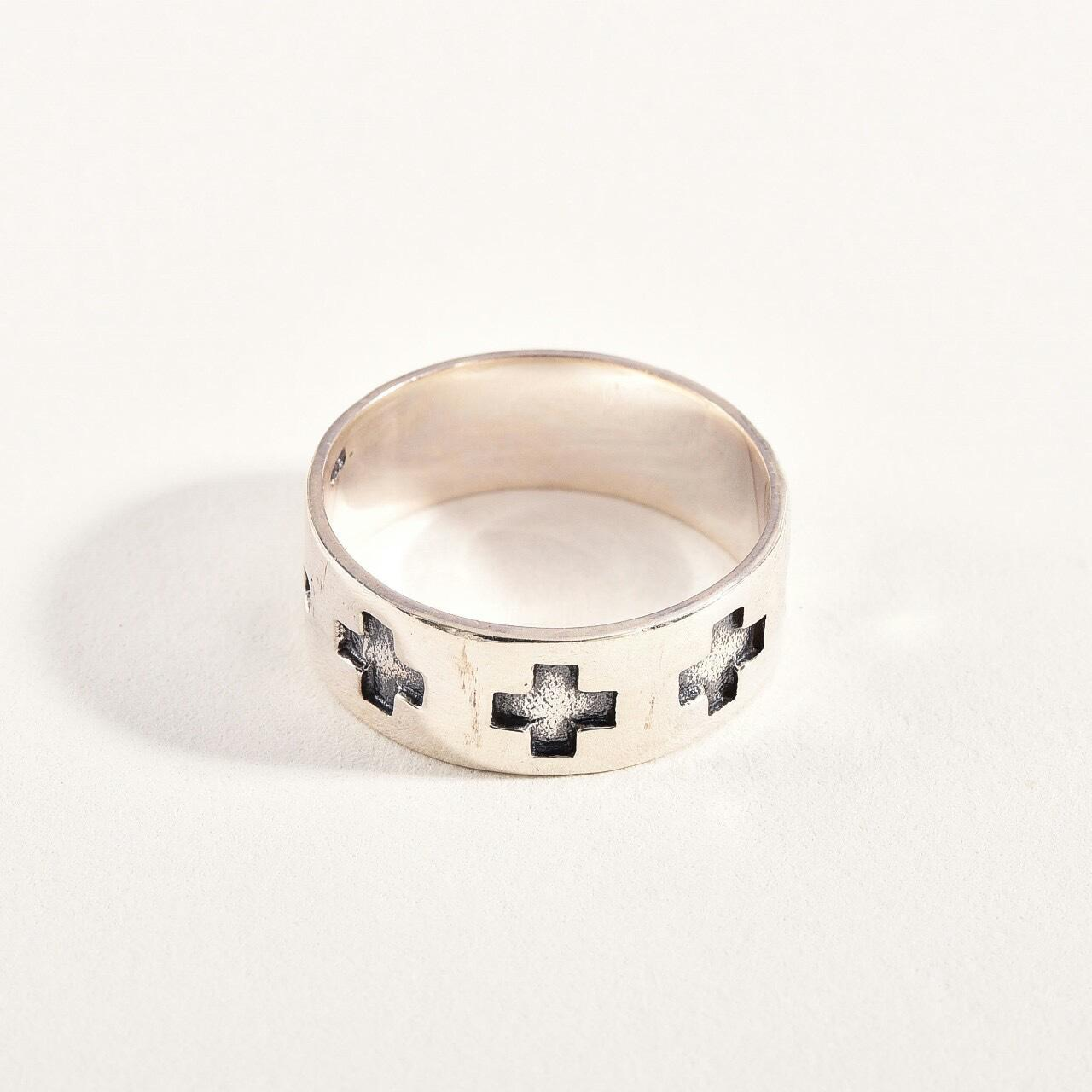 Product Image 1 - Sterling 925 Silver Cross Ring  Sterling