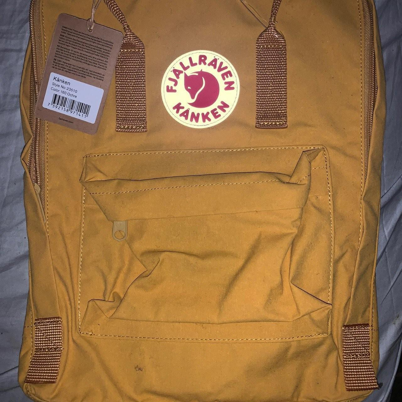 Product Image 1 - New authentic with tag Fjallraven kanken