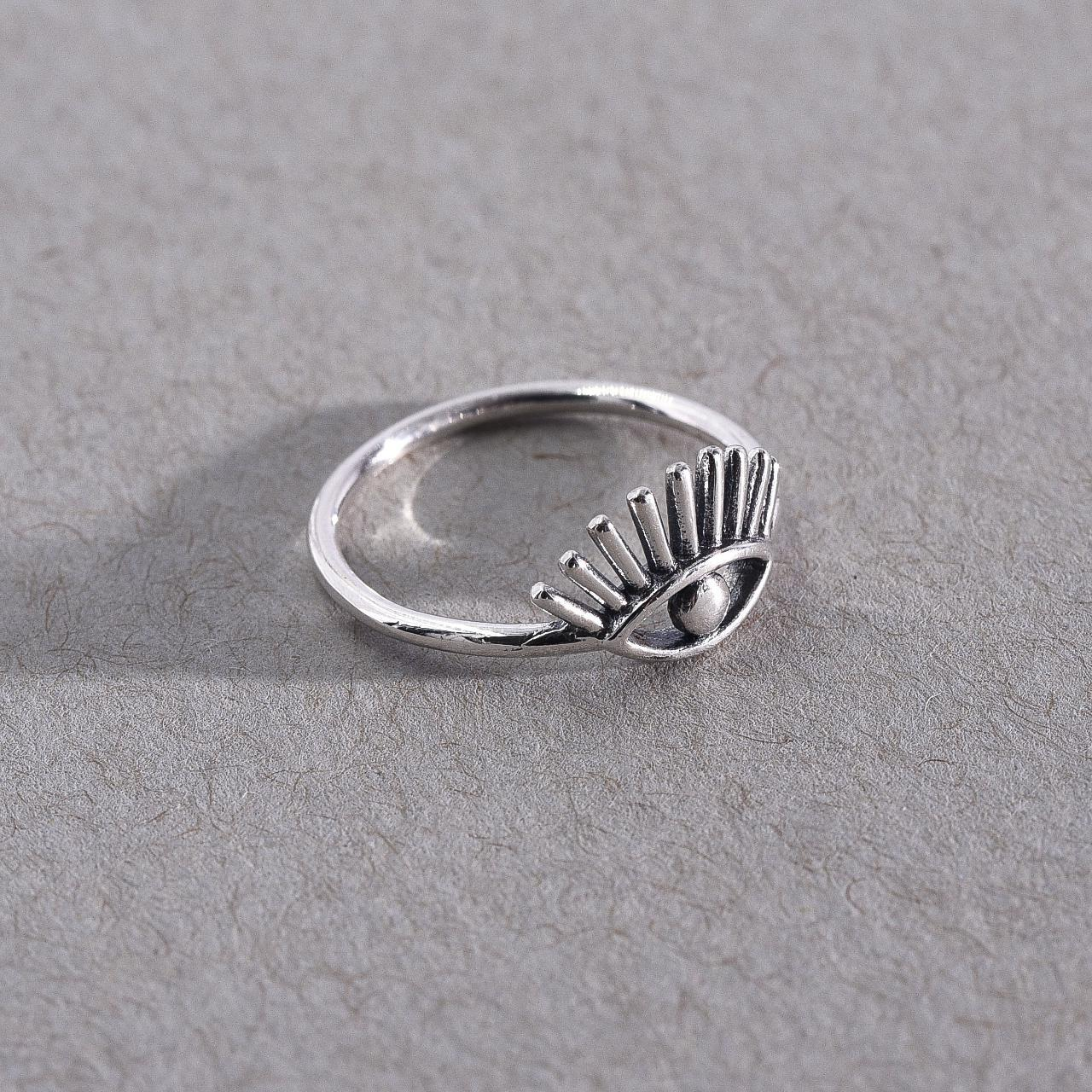 Product Image 1 - Sterling Silver Ring  Size 8  Will ship