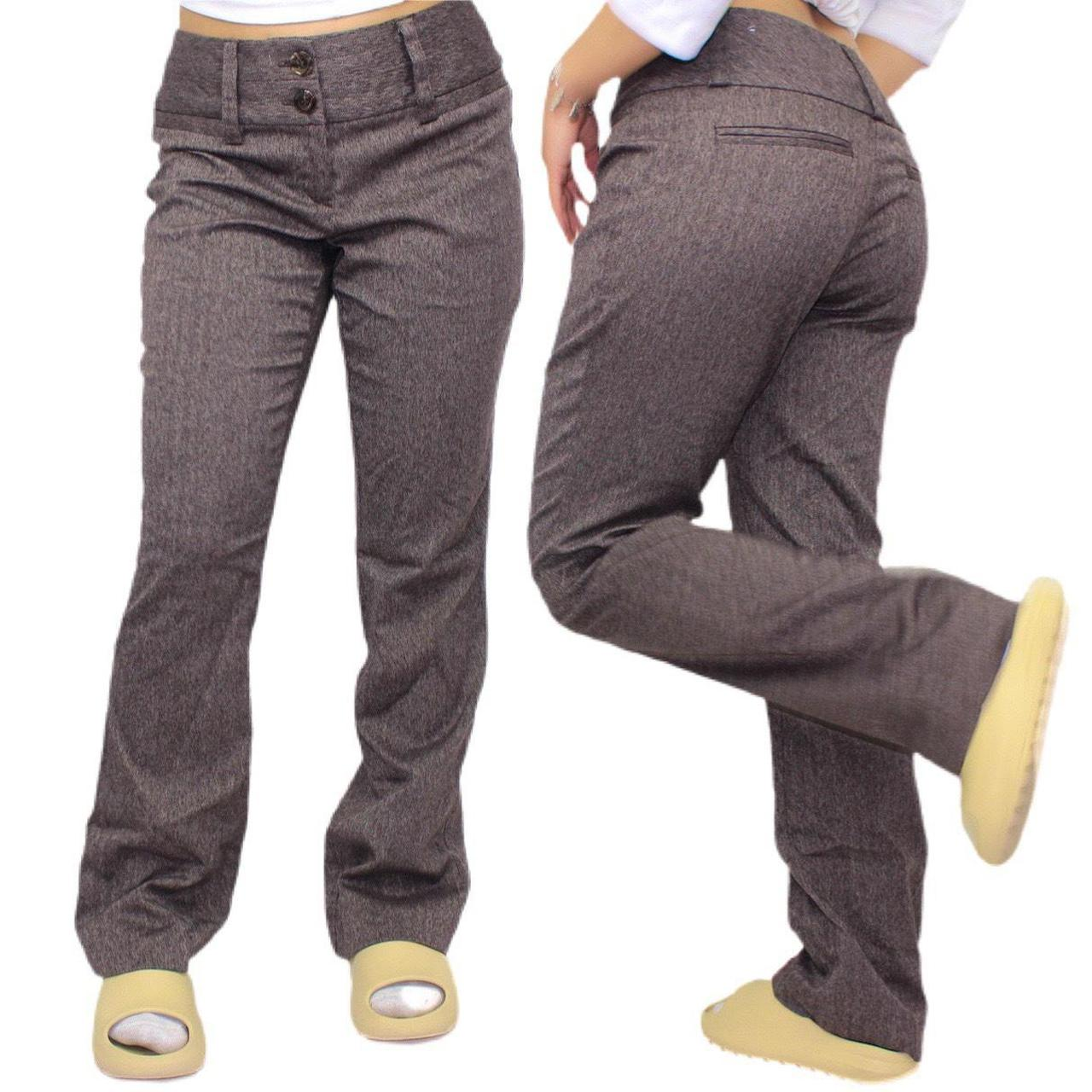 Product Image 1 - Y2K Brown Trousers. Cute, light