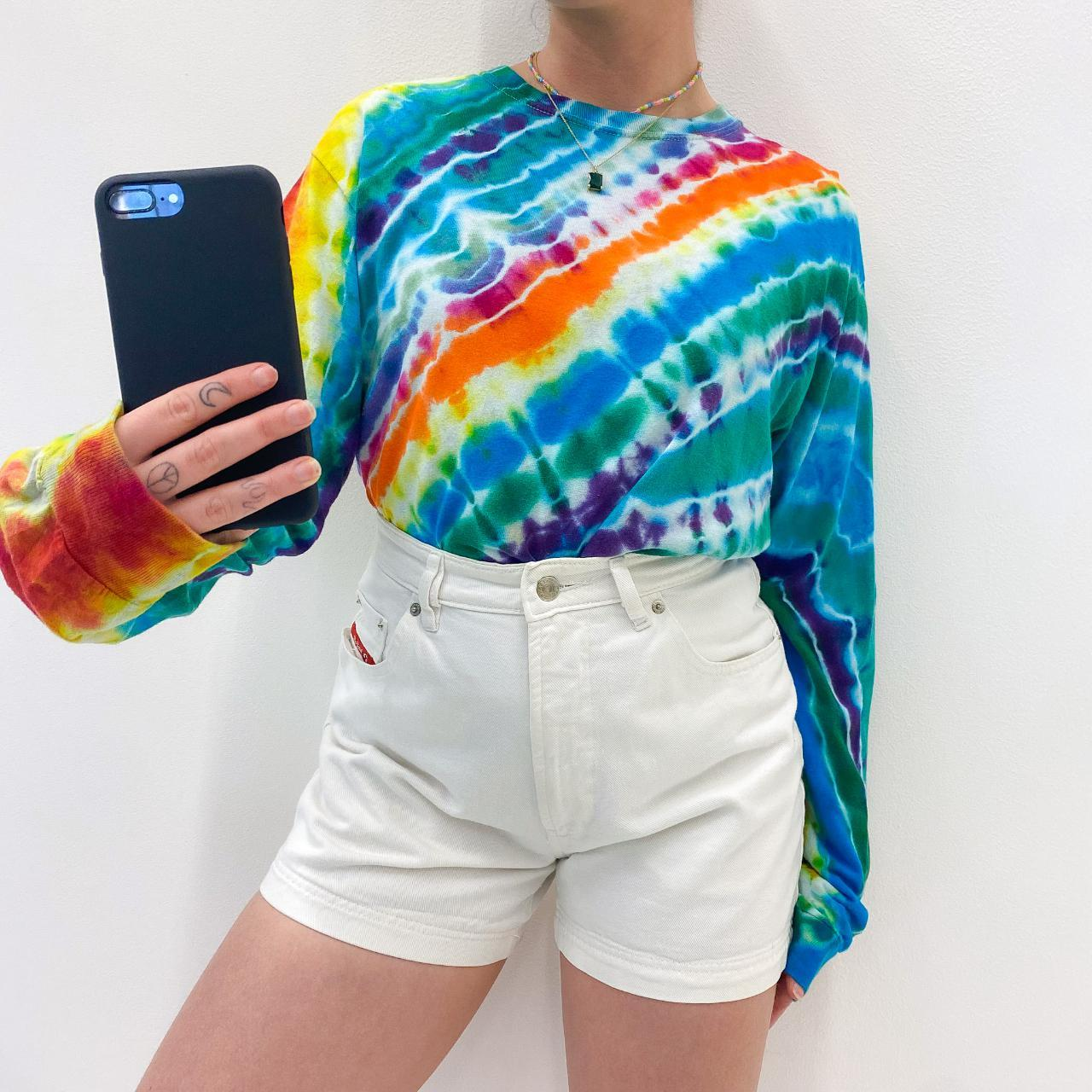 Product Image 1 - Tie Dye Long Sleeve. Soft