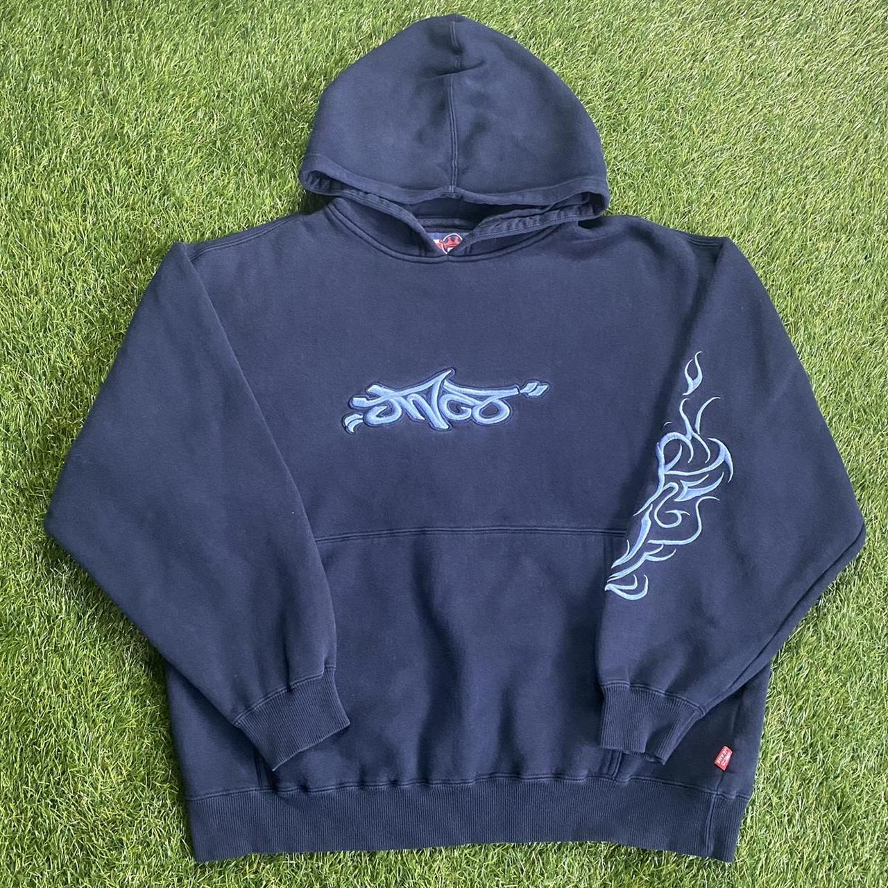 Product Image 1 - Vintage JNCO Jeans Navy Blue