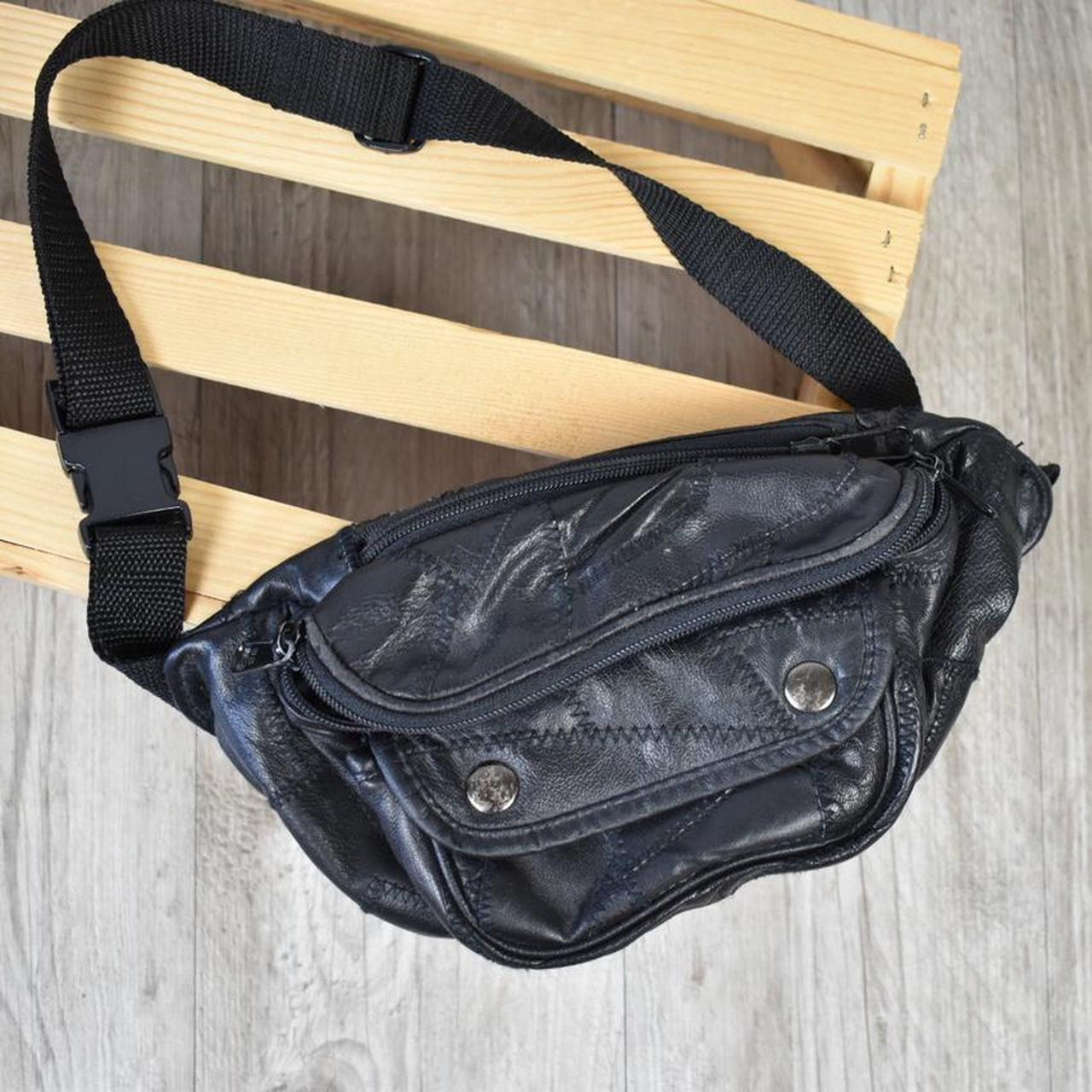 Product Image 1 - Vintage 80s 90s Leather Patchwork