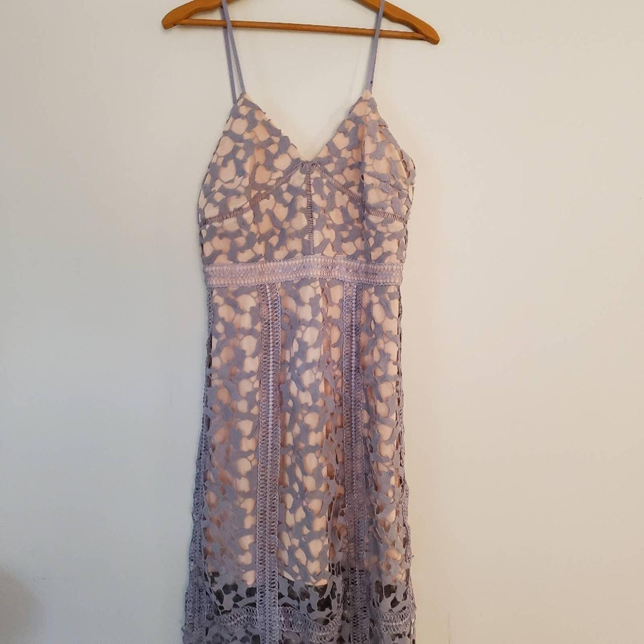 Product Image 1 - Elliatt dress. Lilac lace dress