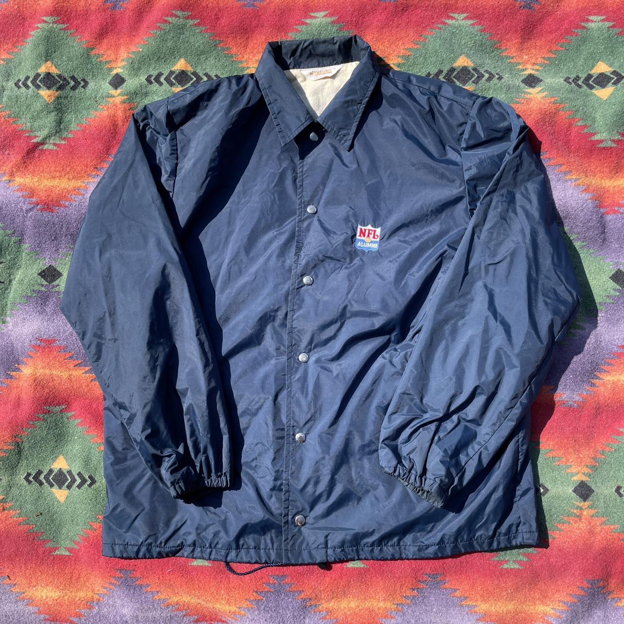 Product Image 1 - Vintage football NFL alumni jacket!