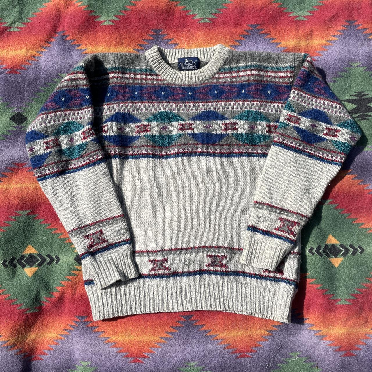 Product Image 1 - Cozy grandma cottagecore patterned woolrich