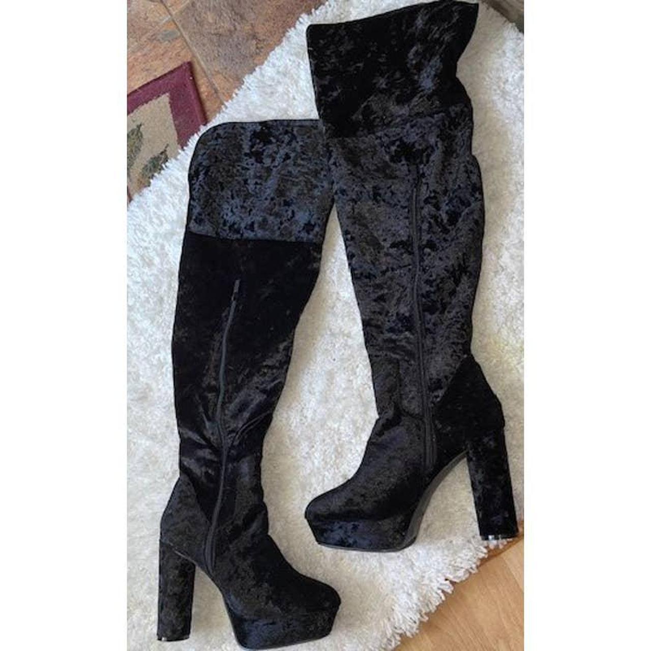 Product Image 1 - Never worn  Black velvet