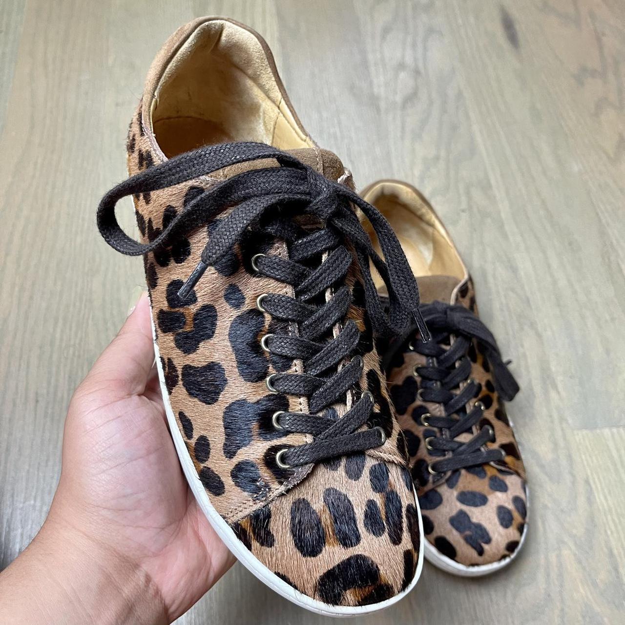 Product Image 1 - Sezane 'Jack' Pony Leather Leopard