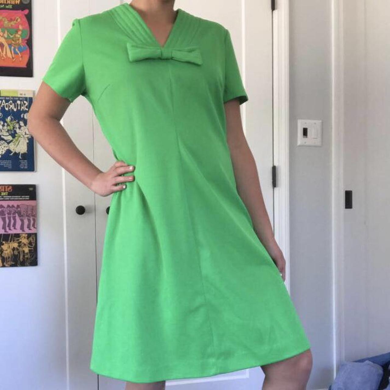 Product Image 1 - Vintage green Flutterbye dress ☘️ Has