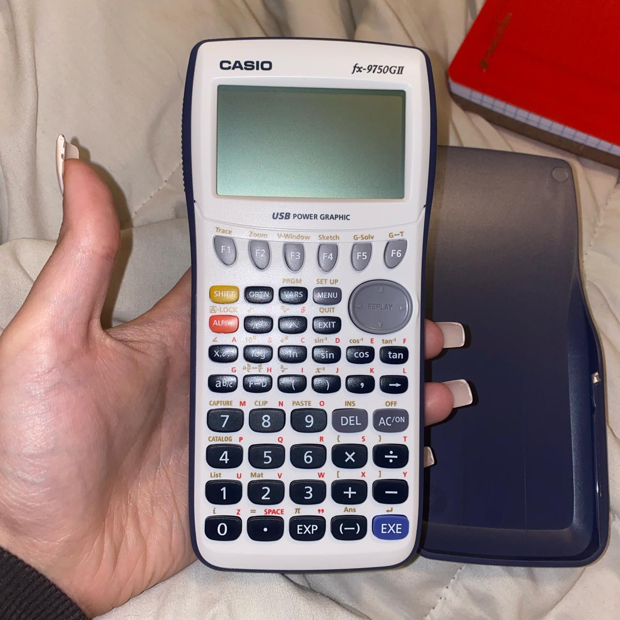 Product Image 1 - casio fx-9750GII calculator! this is