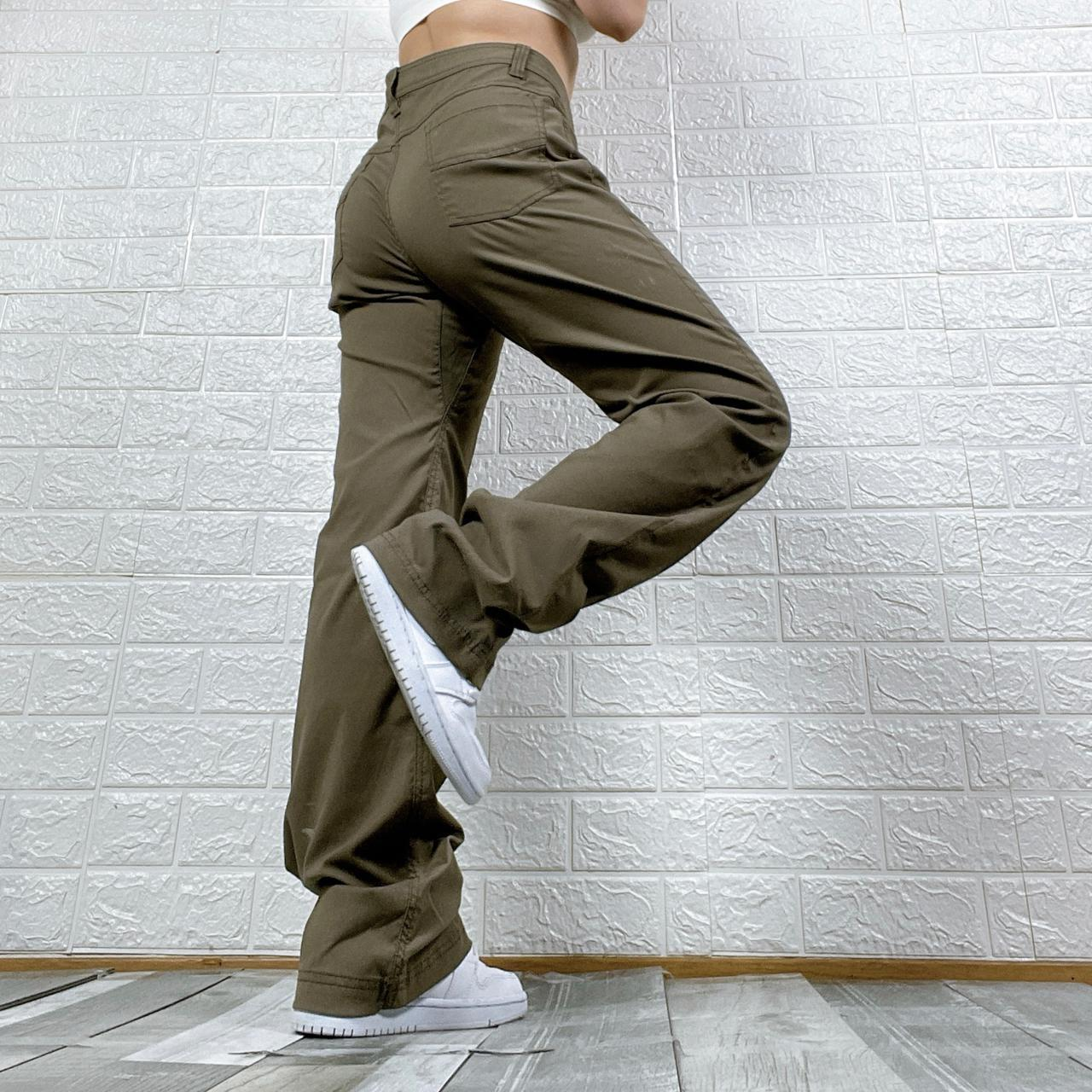 Product Image 1 - Olive brown casual cargo pant