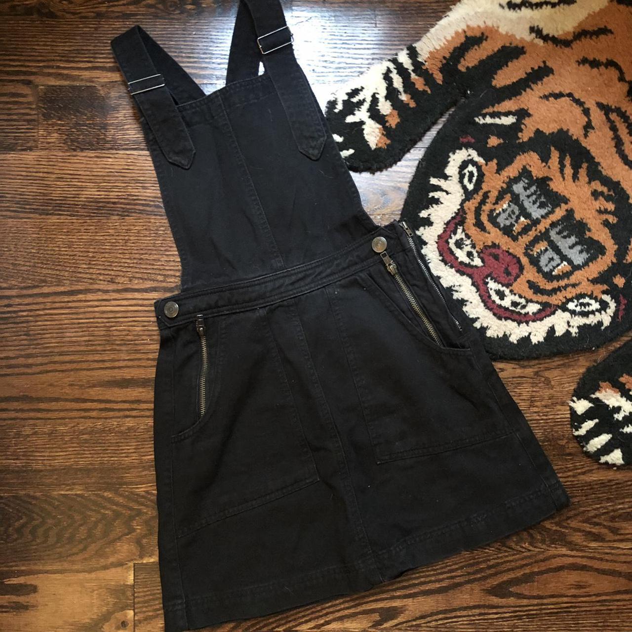 Product Image 1 - BDG Denim overall dress skirt