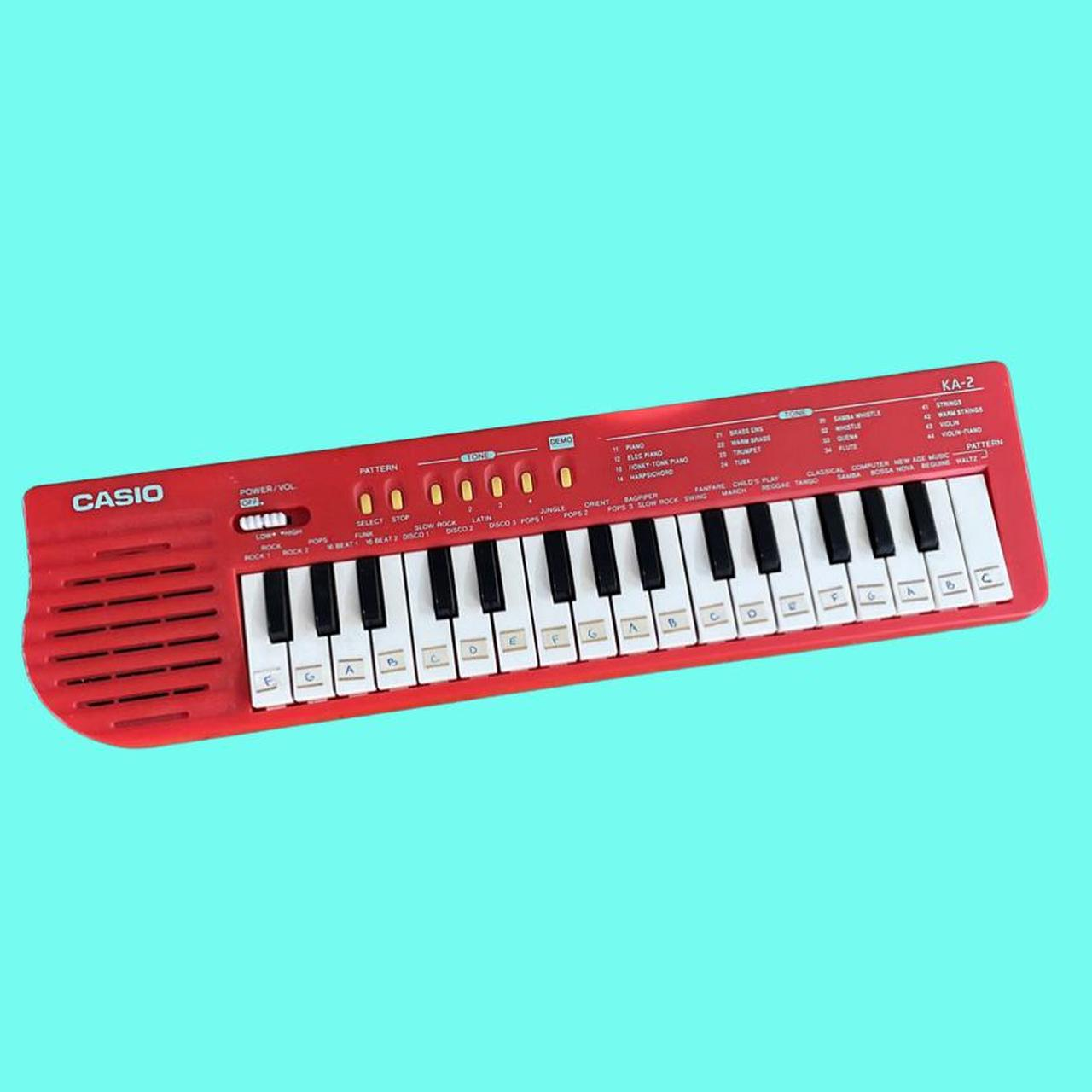 Product Image 1 - Vintage Casio ka-2 mini keyboard.